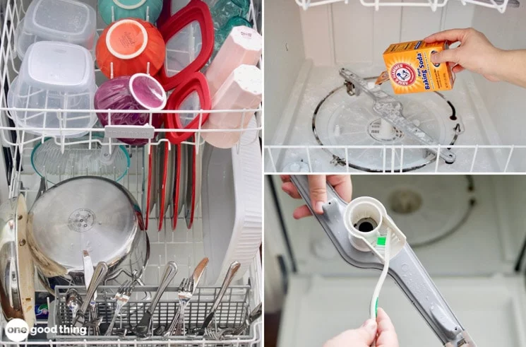 How to Prevent Your Dishwasher From Smelling